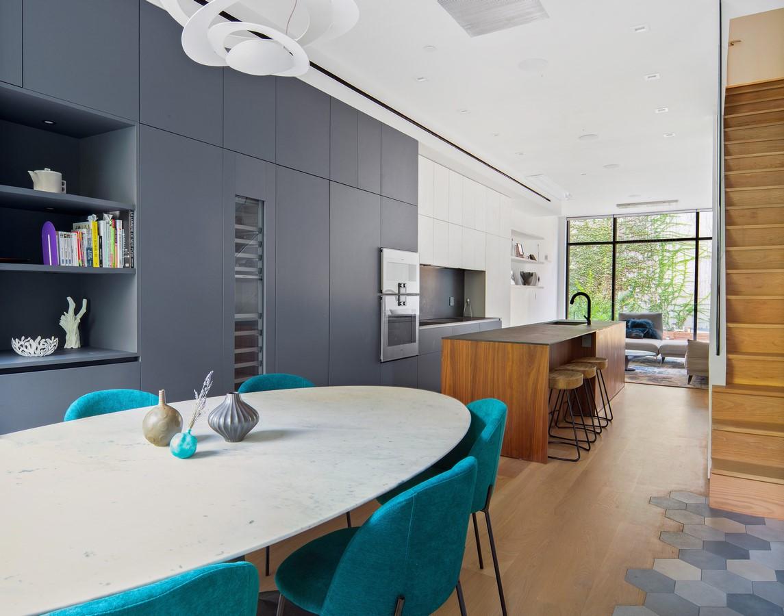 Harlem Brownstone by Kimberly Peck Architect - Sheet3