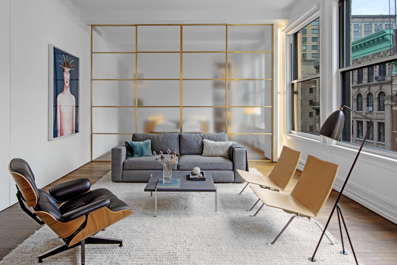 22nd Street Apartment by Messana O'Rorke - Sheet1