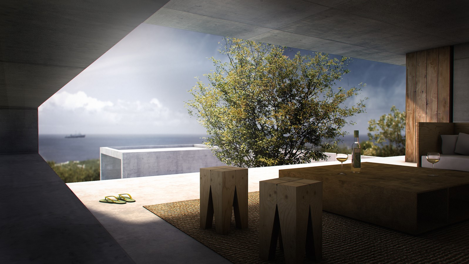 Vieques House by Messana O'Rorke - Sheet2