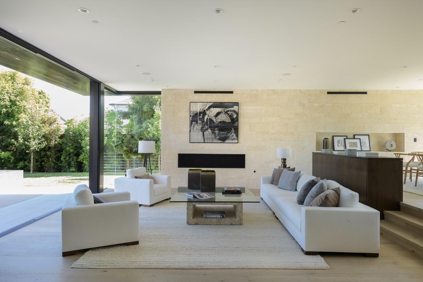 Amalfi Drive Residen By Michael Lee Architects - Sheet1