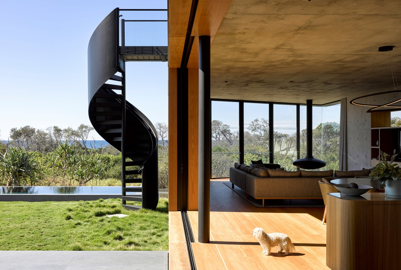 Pandanus BY Sparks Architects - Sheet3