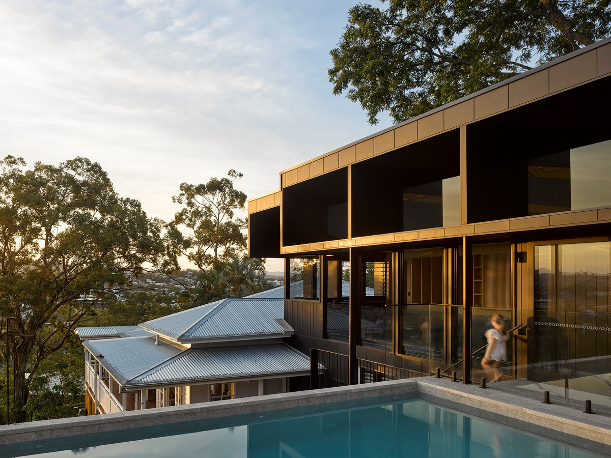 Lansdowne Residence By Cox Architecture - Sheet1
