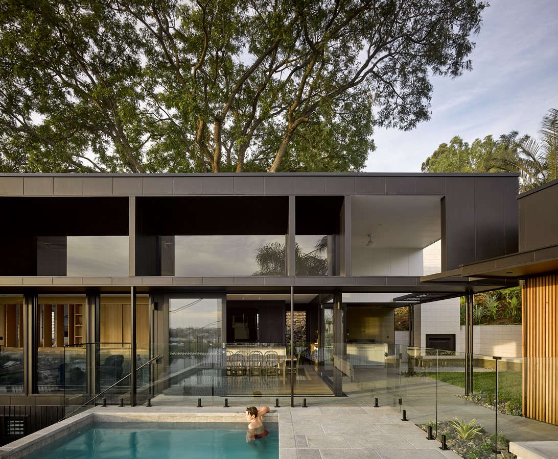 Lansdowne Residence By Cox Architecture - Sheet3