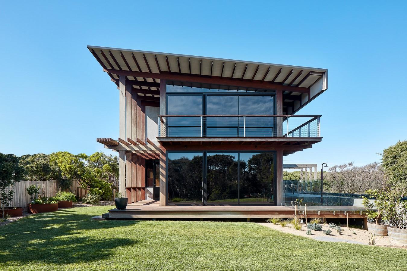 Green Velvet House by Peter Winkler Architects - Sheet1