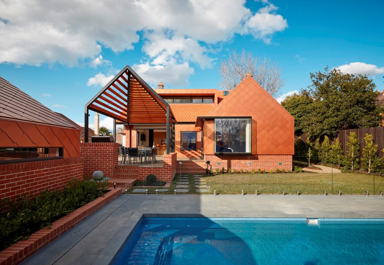 Copper Pot House by Jane Riddell Architects - Sheet1