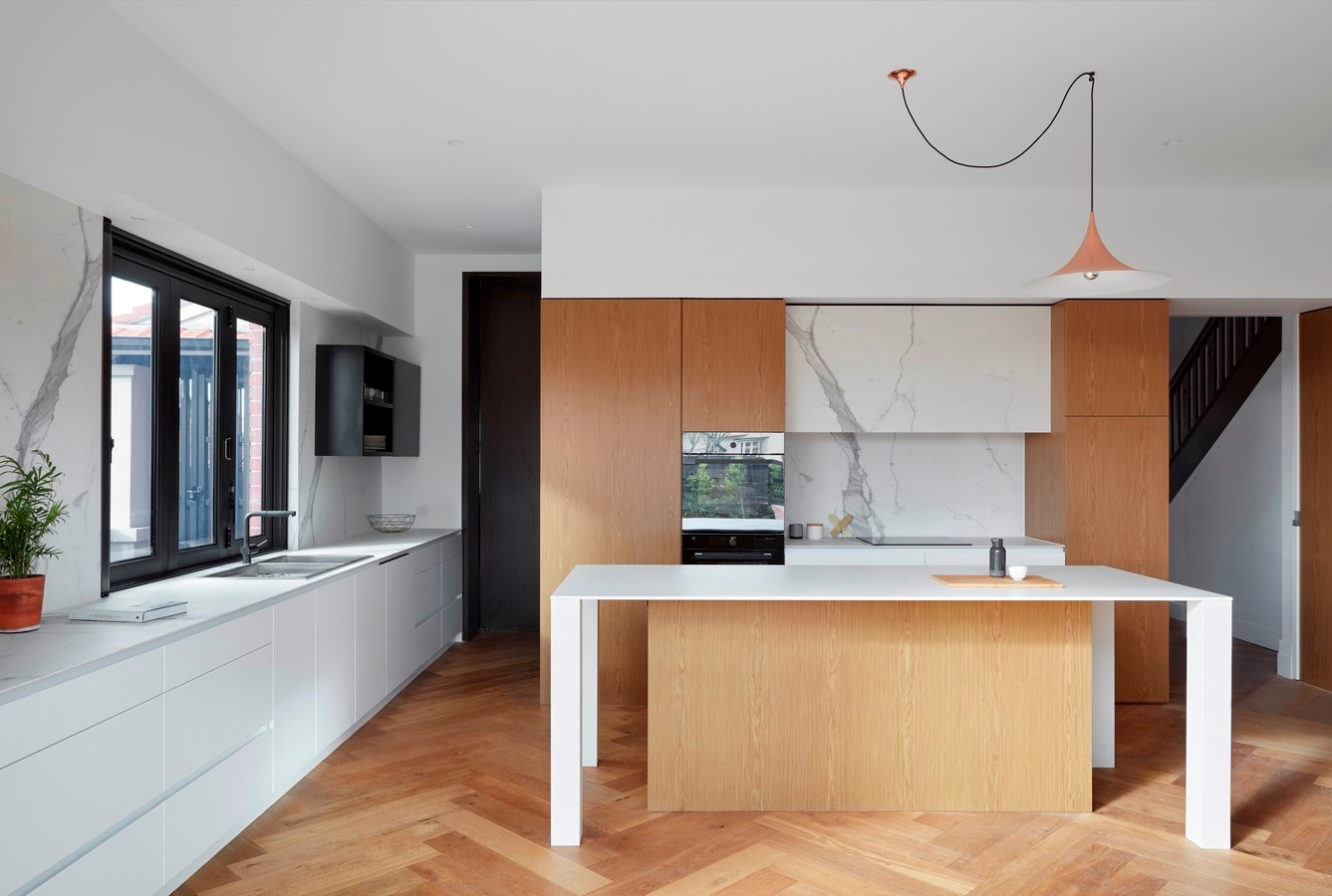 Copper Pot House by Jane Riddell Architects - Sheet2