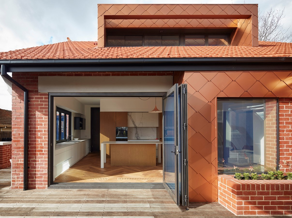 Copper Pot House by Jane Riddell Architects - Sheet3