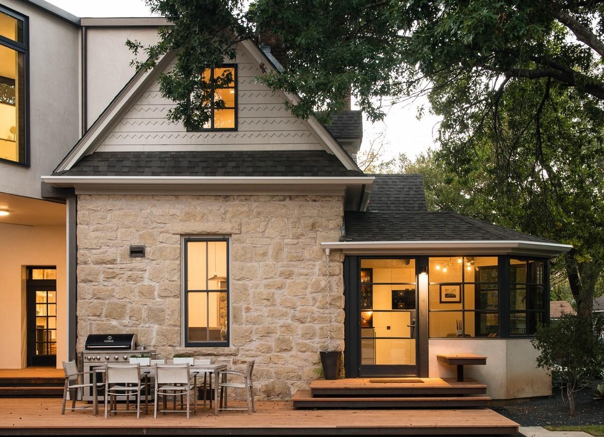 Headmaster's House By Jobe Corral Architects - Sheet3