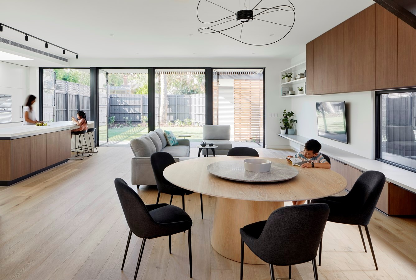 Roseberry Street House by Chan Architecture Pty Ltd - Sheet2
