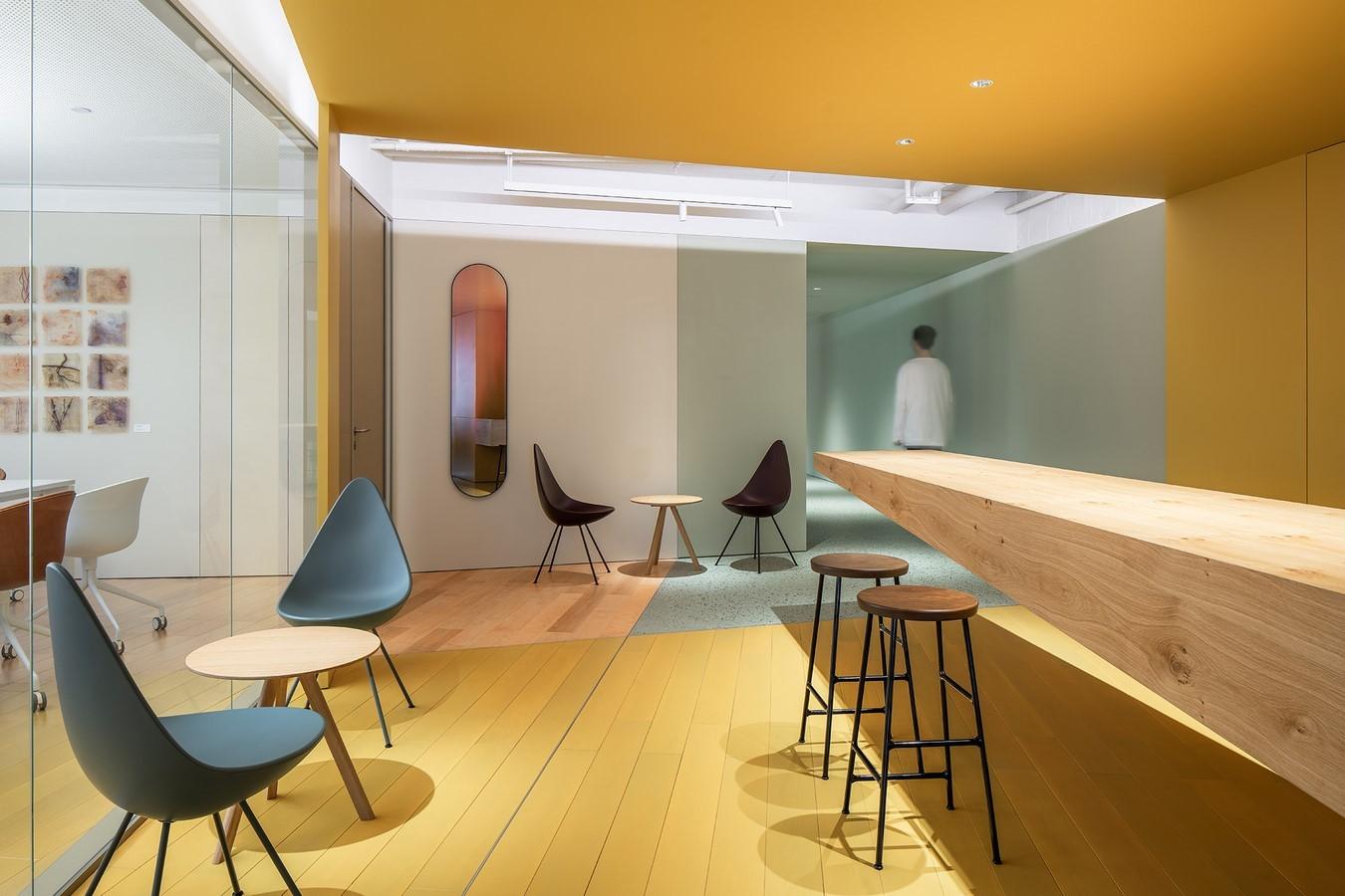 ECCO Xi'an Office by HONG Designworks - Sheet2