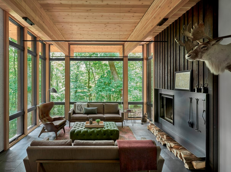 Lawless Retreat by Searl Lamaster Howe Architects - Sheet1
