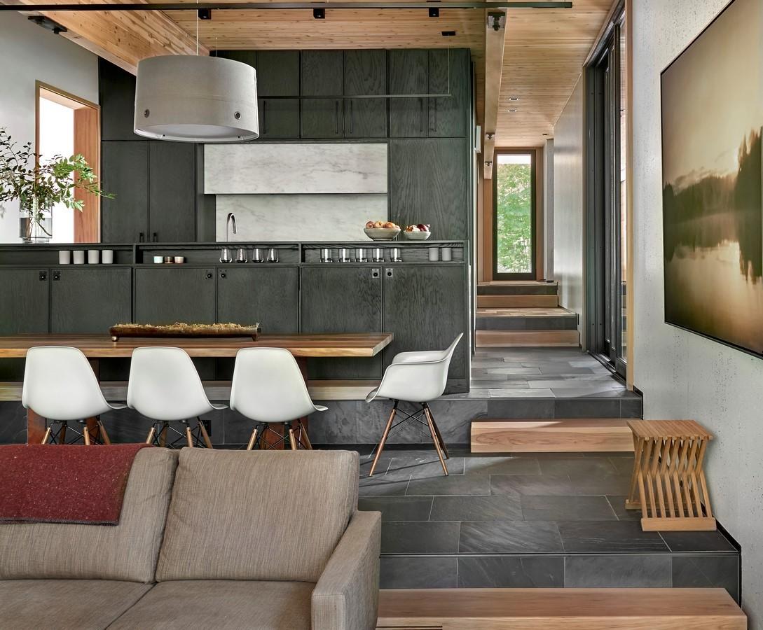 Lawless Retreat by Searl Lamaster Howe Architects - Sheet2