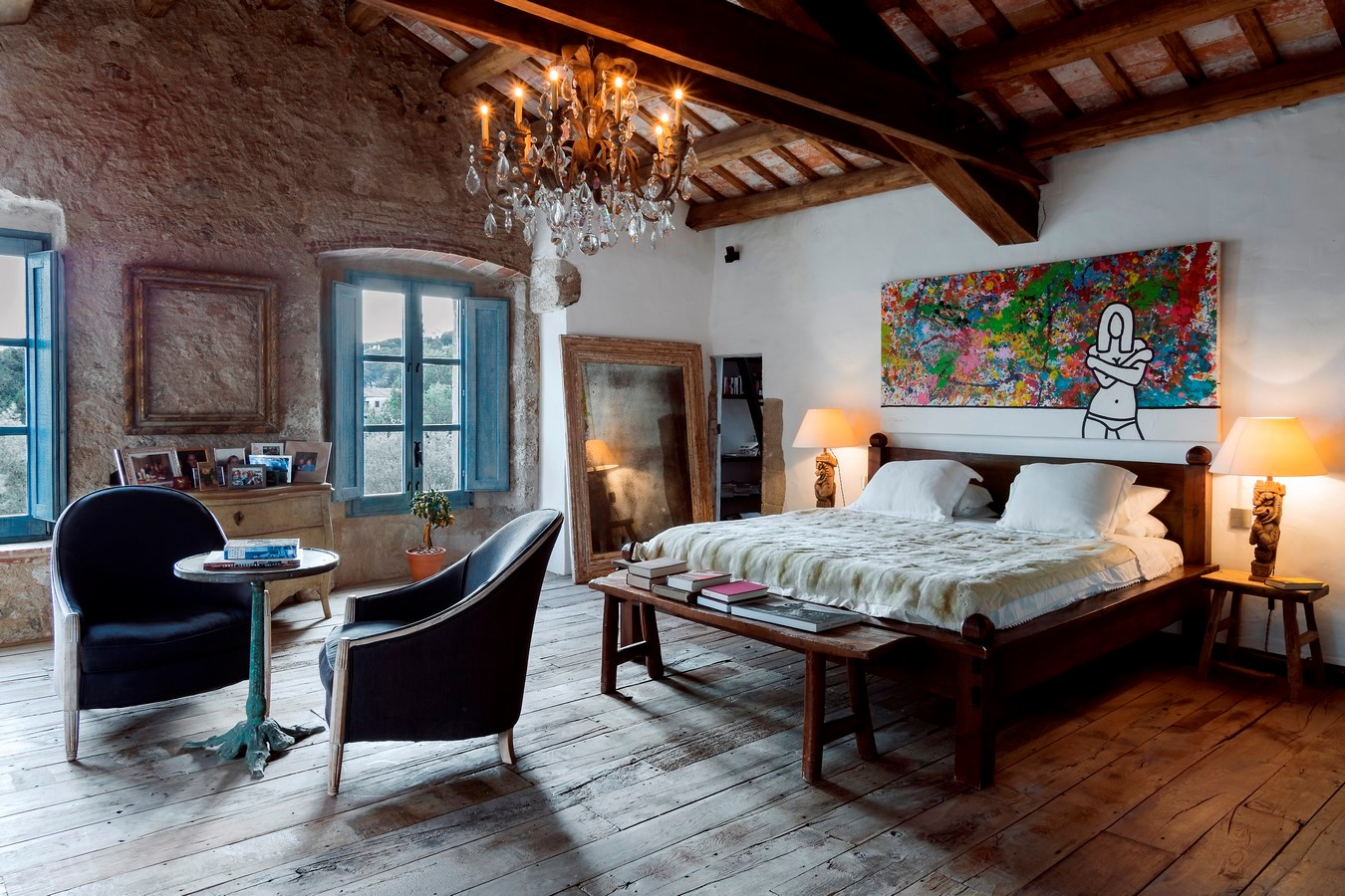Catalan Farmhouse by Ana Engelhorn Interior Design Ltd - Sheet1