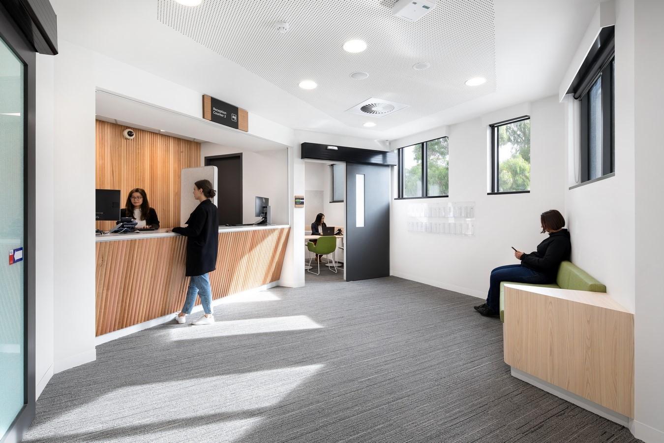 Court Services Australia By Billard Leece Partnership - Sheet1