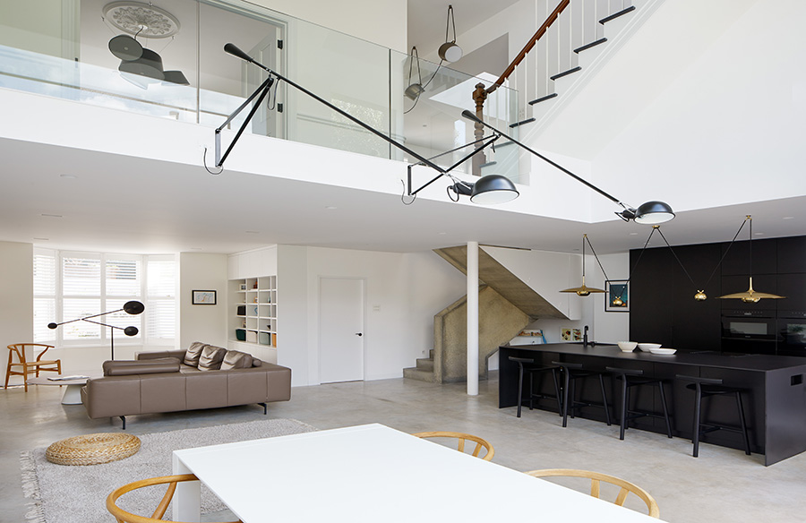St Georges House By Paul Archer Design