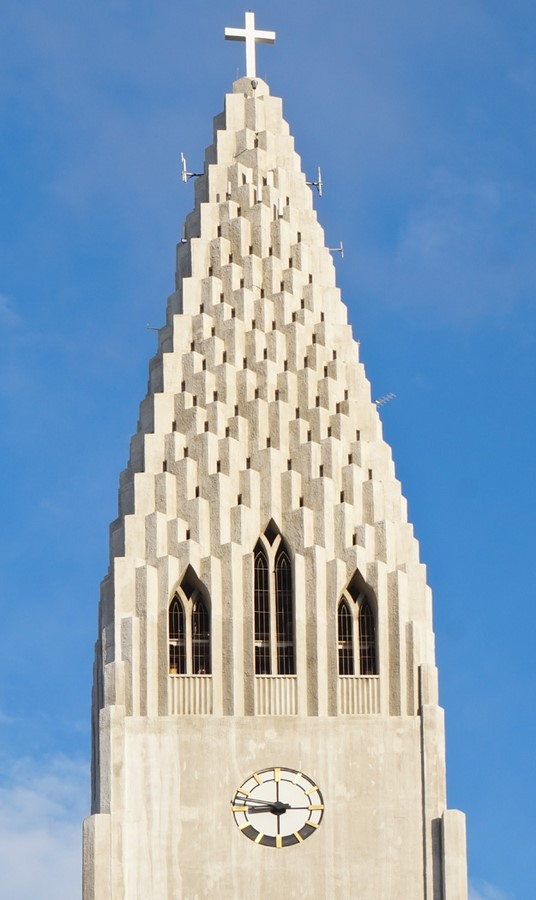 Hallgrimskirkja by Guðjón Samúelsson: The largest church in Iceland - Sheet4