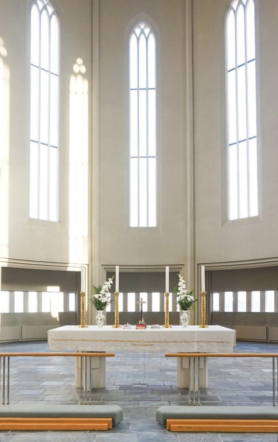 Hallgrimskirkja by Guðjón Samúelsson: The largest church in Iceland - Sheet7