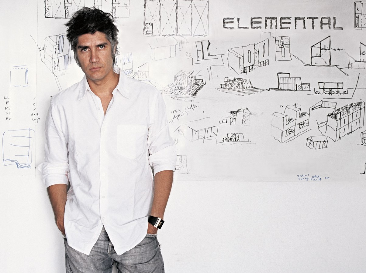 Interviews with Architects: Alejandro Aravena Interview: To Design is to Prefer