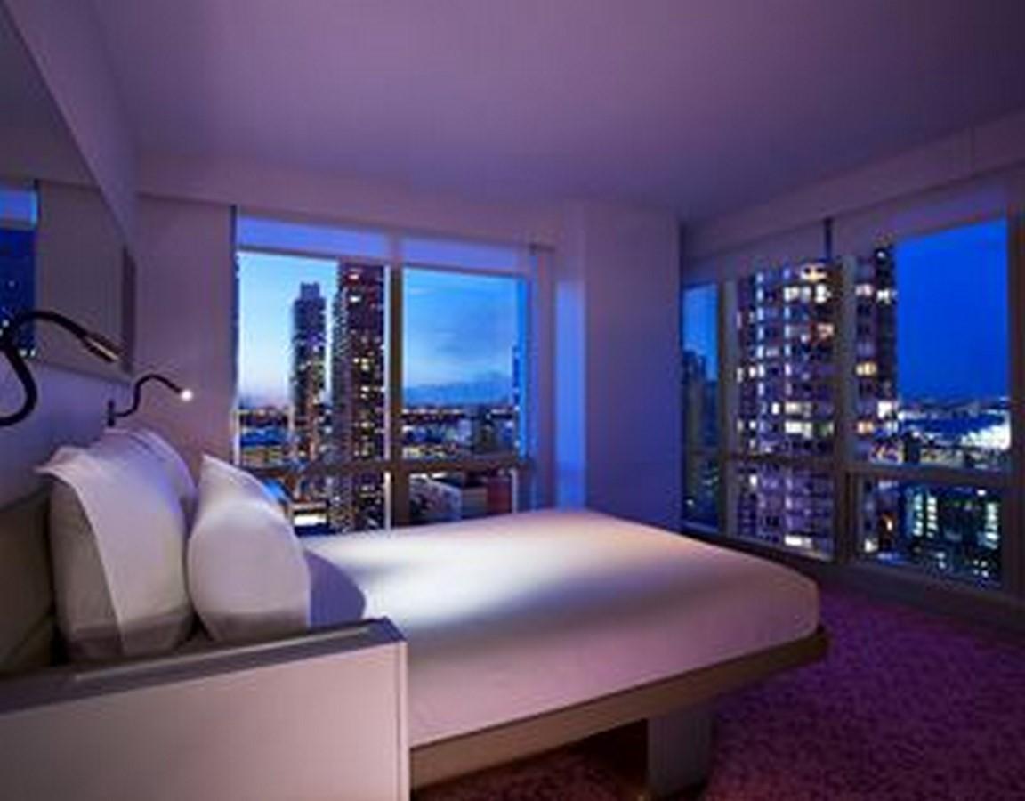 THE YOTEL NEW YORK CITY - Sheet1