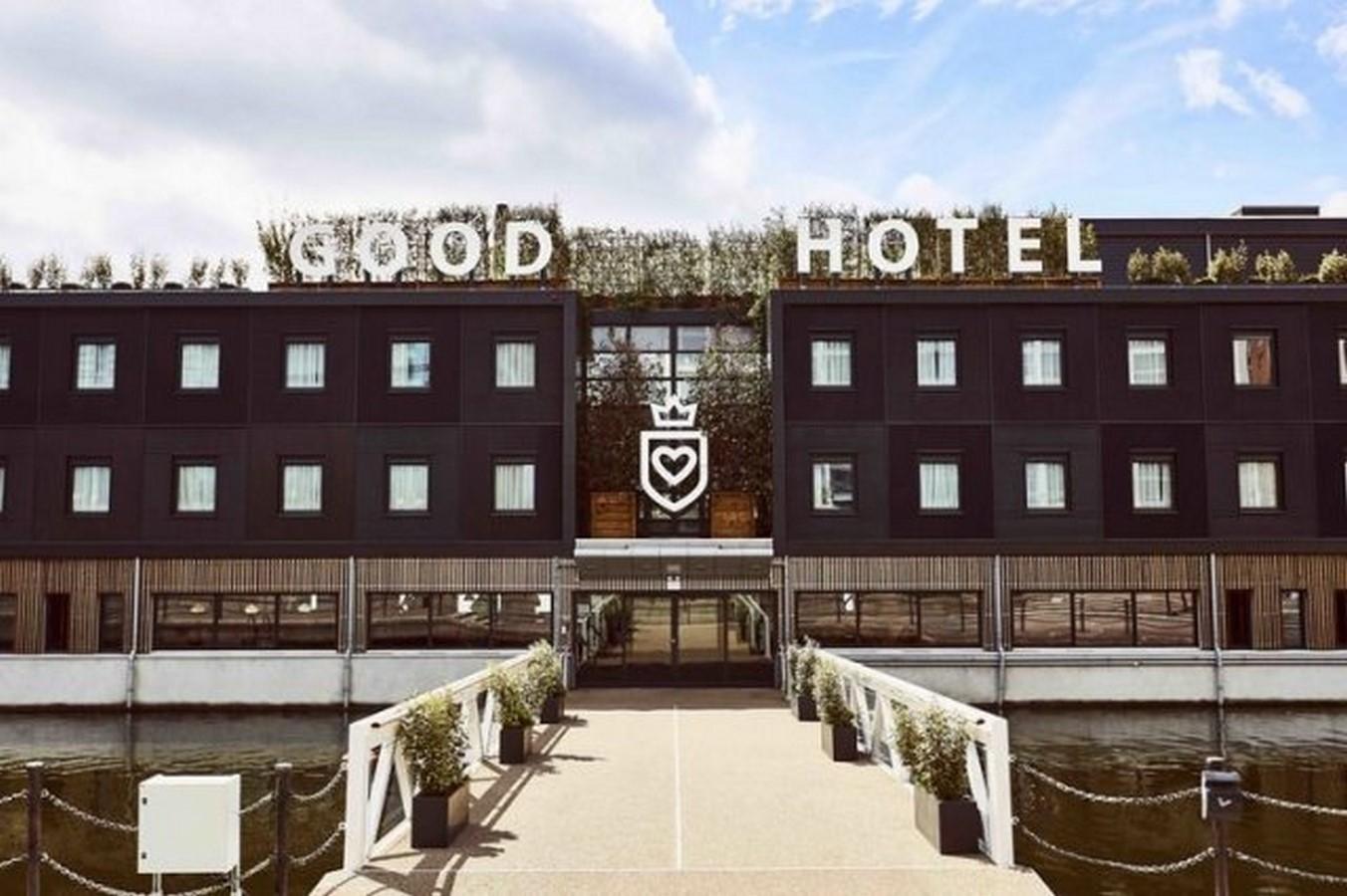 THE GOOD HOTEL - Sheet1