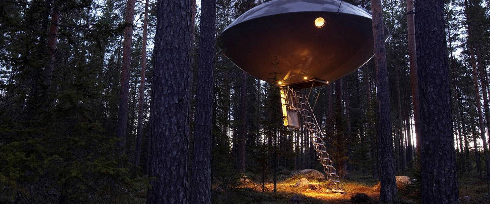THE TREEHOTEL - Sheet3