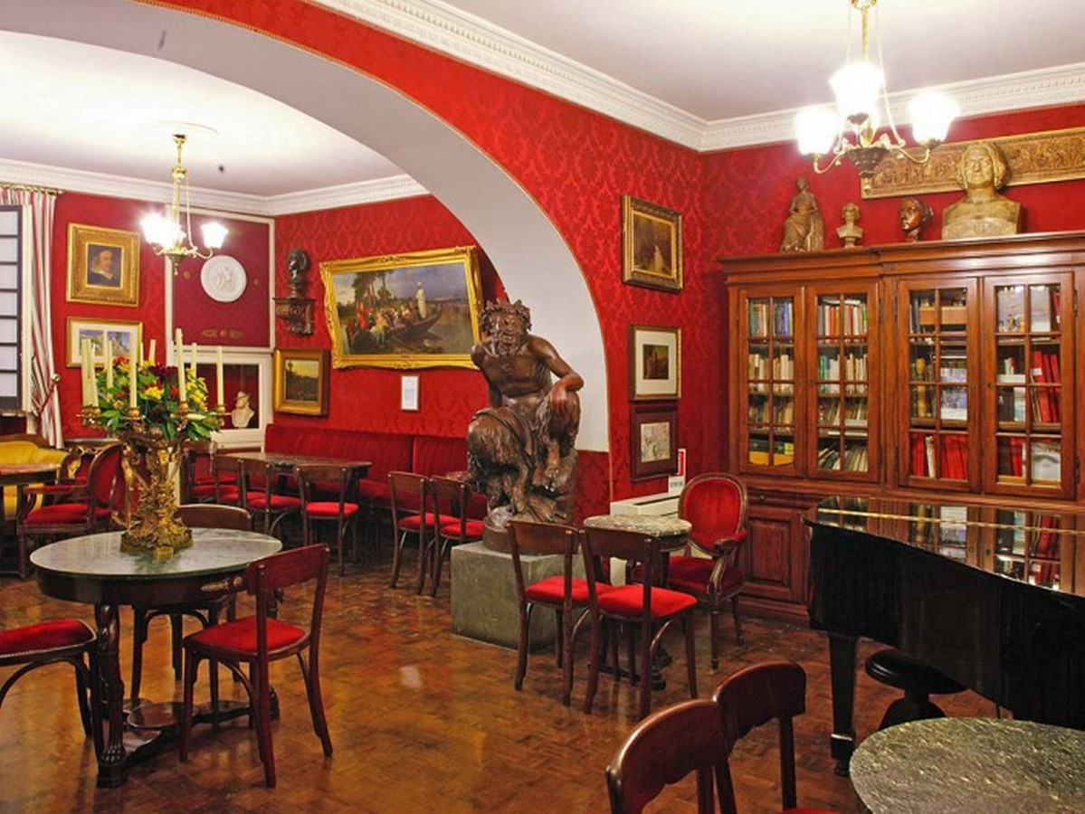 Caffè Greco, Rome: The oldest bar in Rome - Sheet2