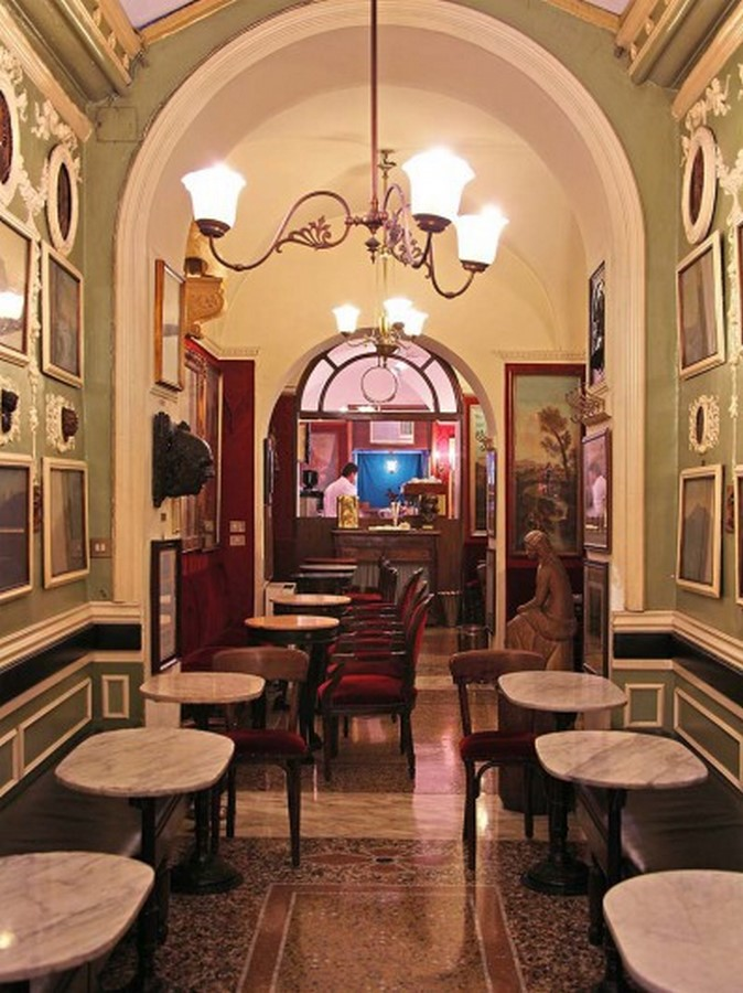 Caffè Greco, Rome: The oldest bar in Rome - Sheet3