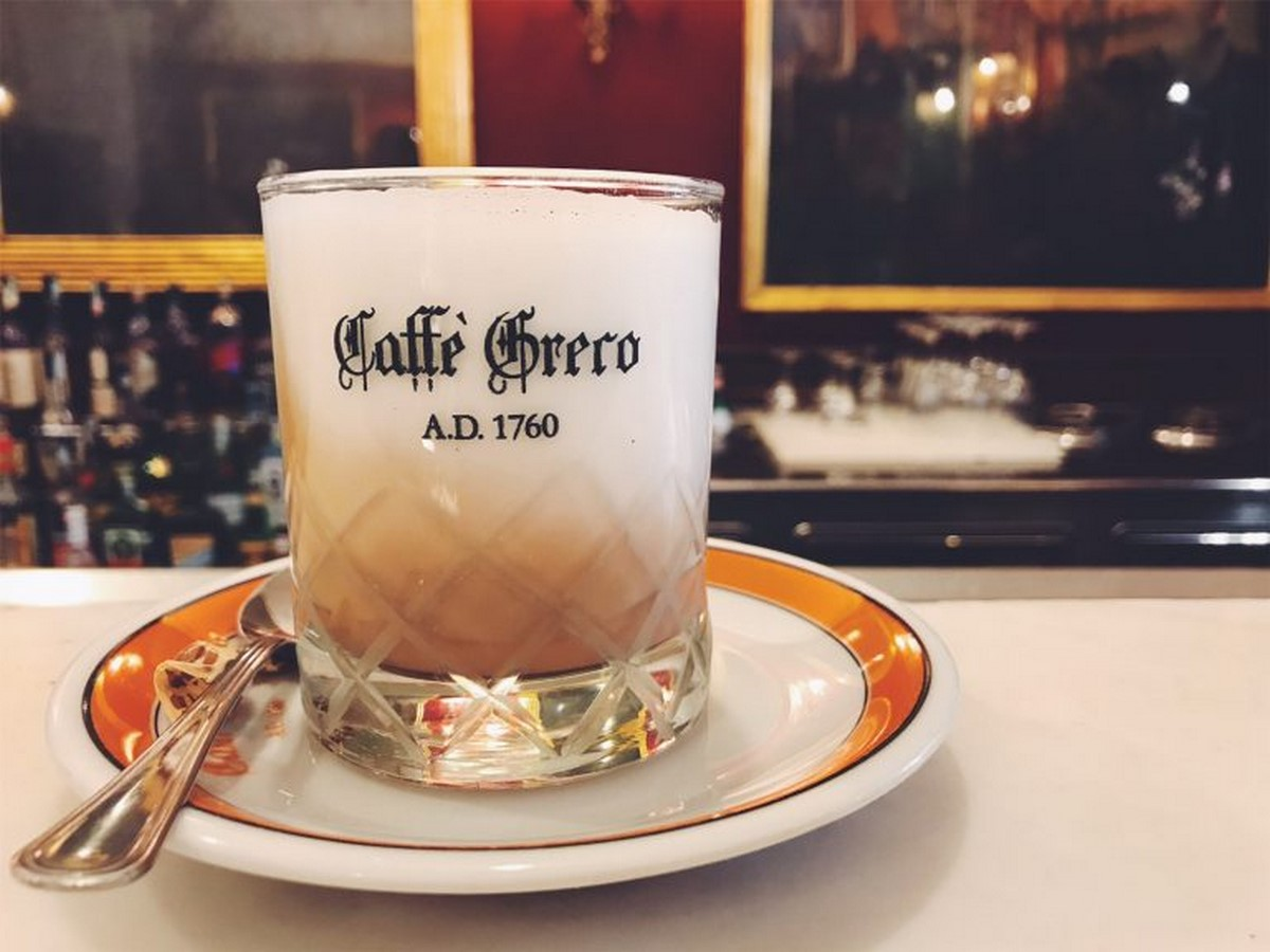 Caffè Greco, Rome: The oldest bar in Rome - Sheet6