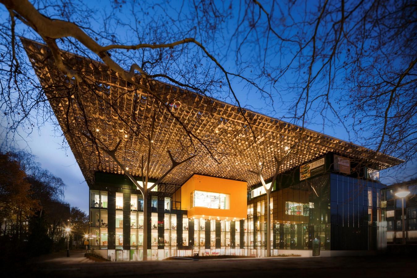 Goede Doelen Loterijen & Dutch Charity Lotteries Head Offices by Benthem Crouwel Architects: Under one roof - Sheet2