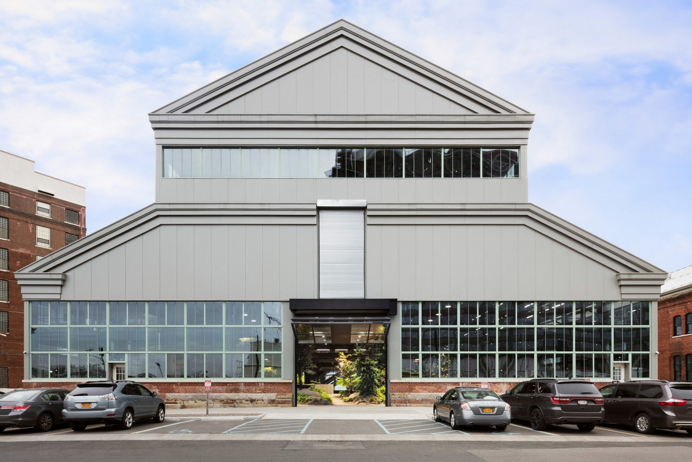 Crye Precision Headquarters by Solomonoff Architecture Studio: Factory to Headquarters - Sheet2