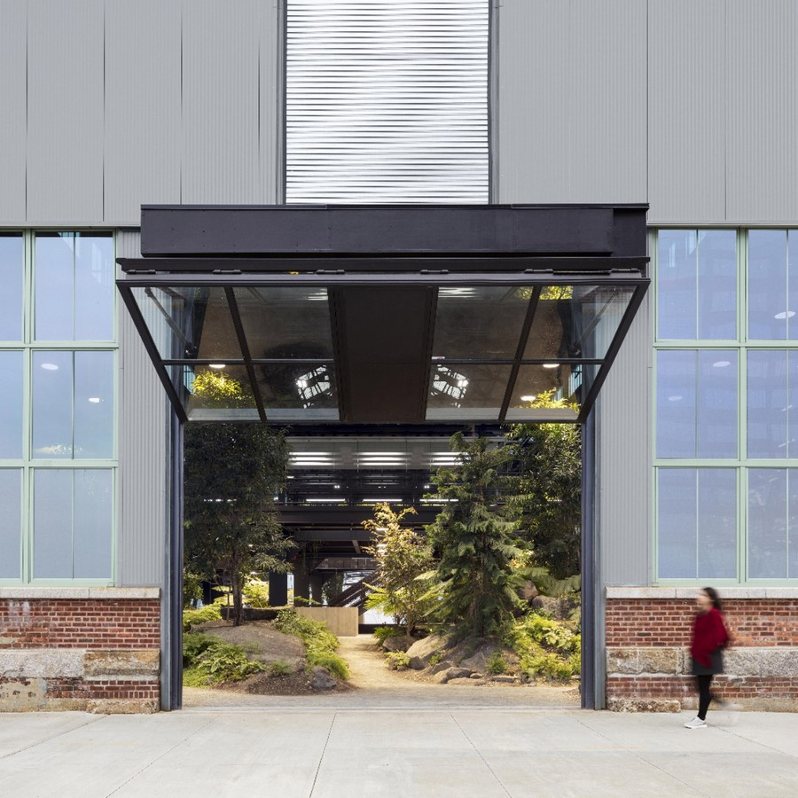 Crye Precision Headquarters by Solomonoff Architecture Studio: Factory to Headquarters - Sheet5