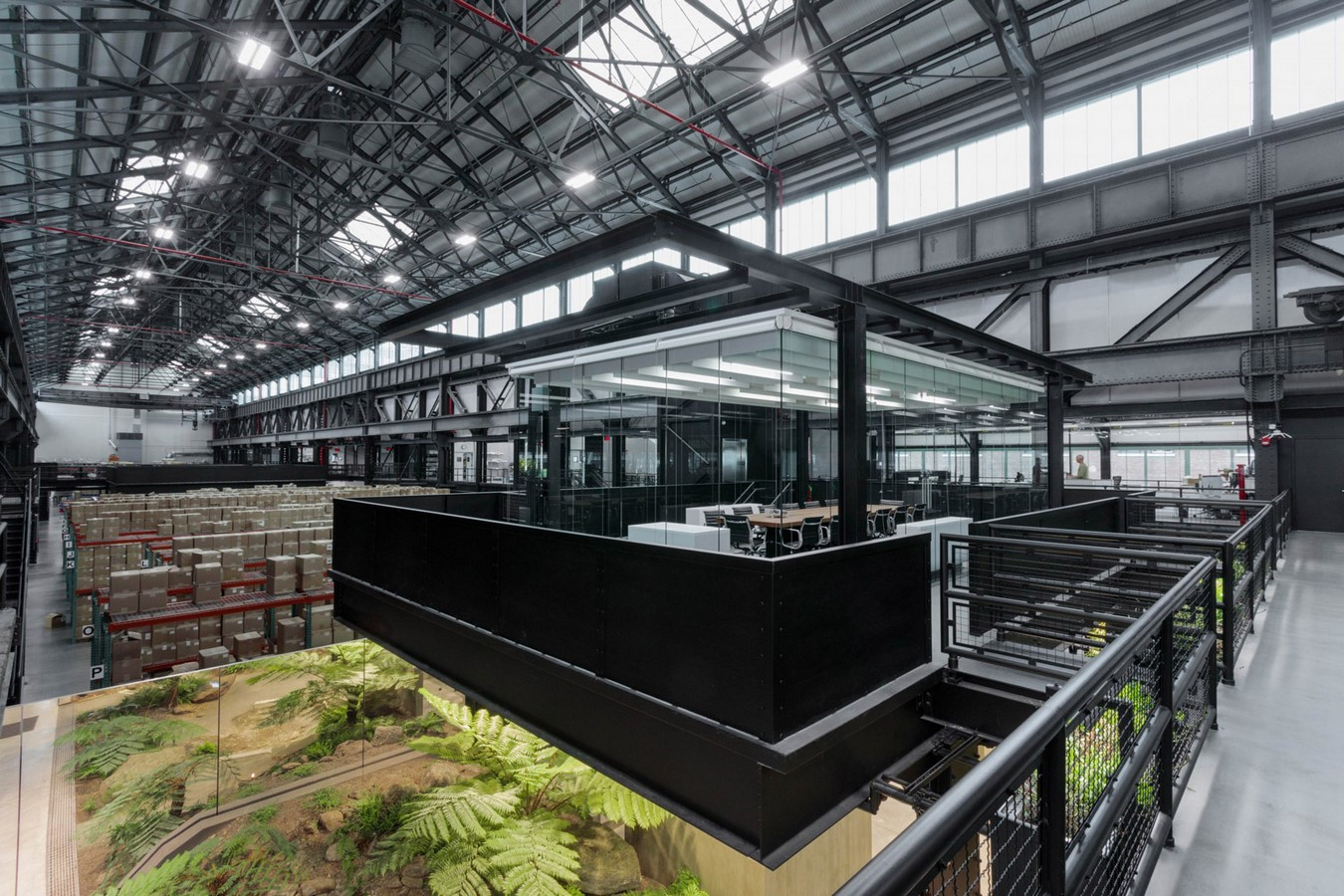 Crye Precision Headquarters by Solomonoff Architecture Studio: Factory to Headquarters - Sheet6