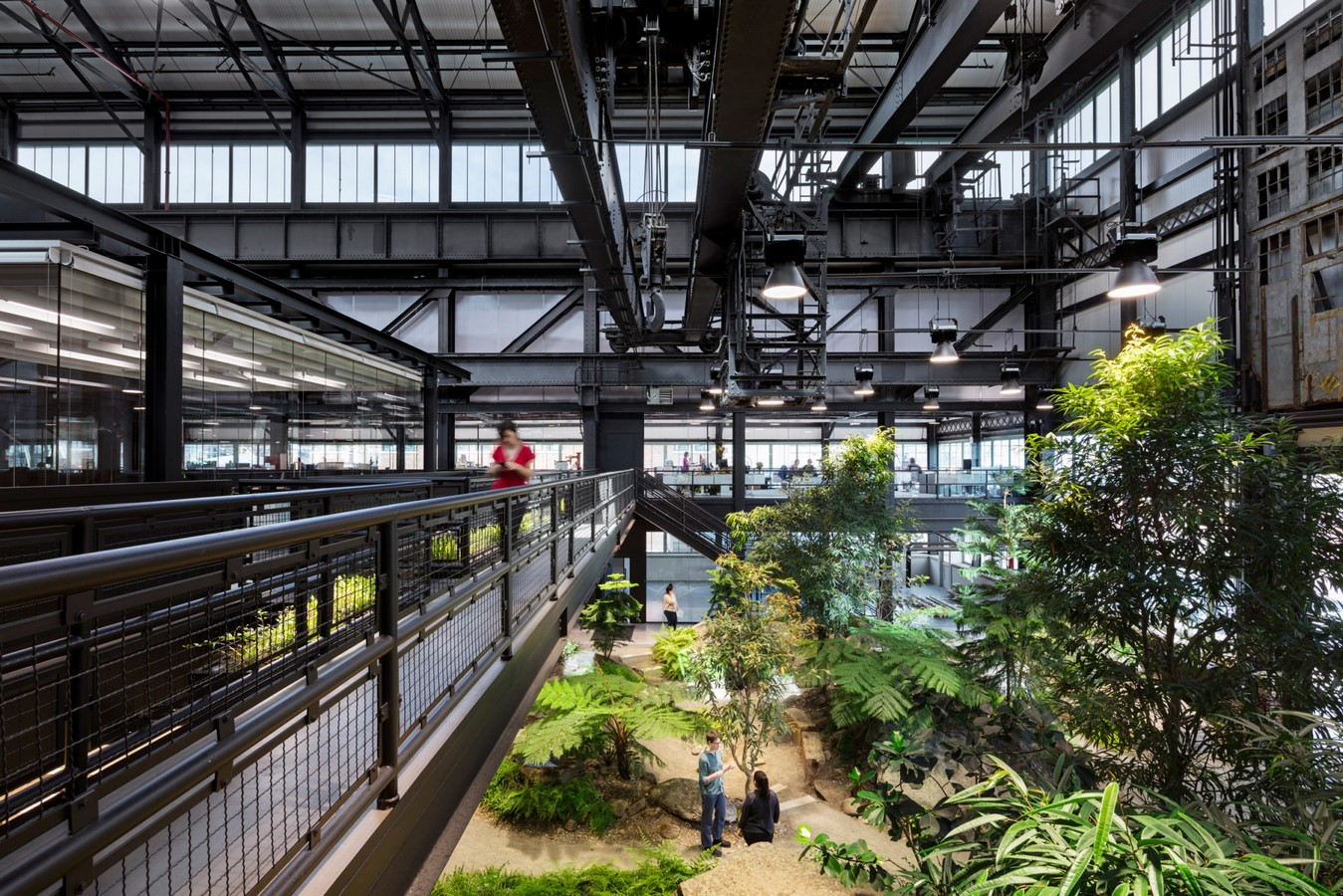 Crye Precision Headquarters by Solomonoff Architecture Studio: Factory to Headquarters - Sheet9