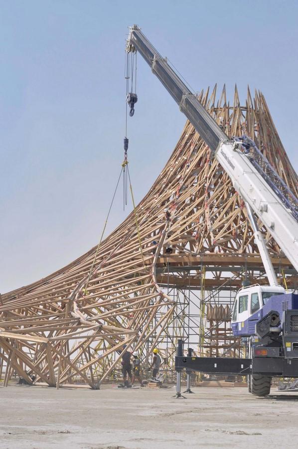 Youtube for Architects Arthur Mamou-Mani - Burning Man & Parametric Psychedelic Architecture- ProArchitect - Sheet9