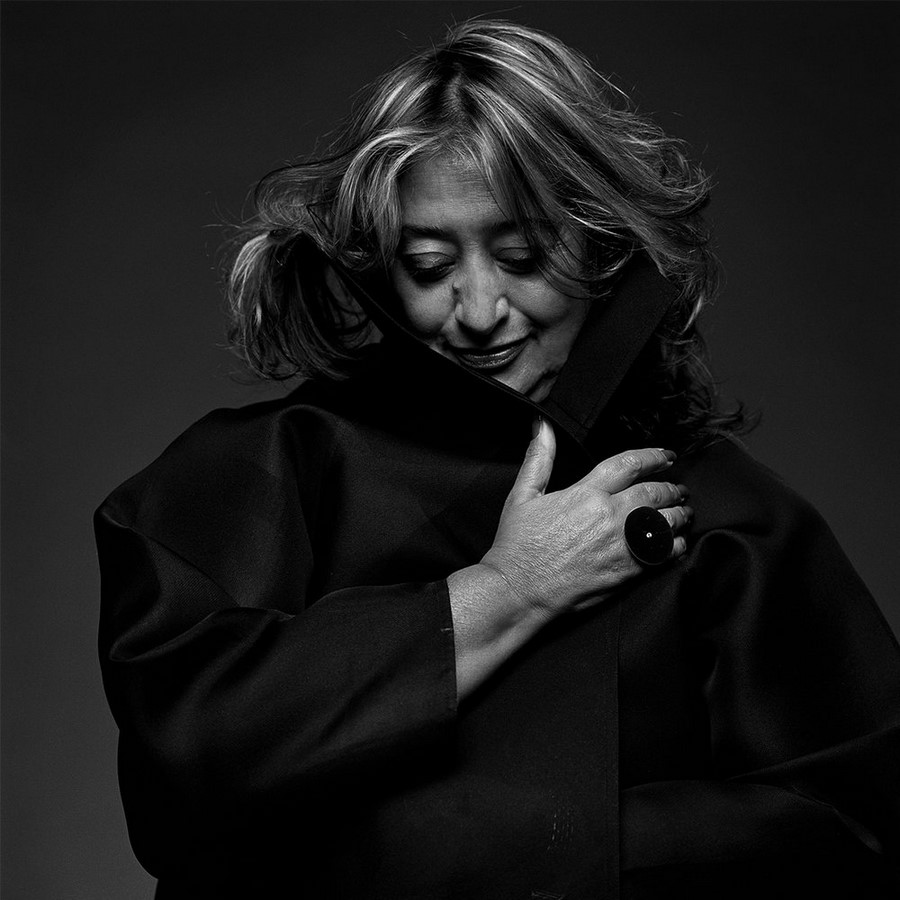 Interviews with Architects: Visions and Voices: An Evening with Zaha Hadid - Sheet1
