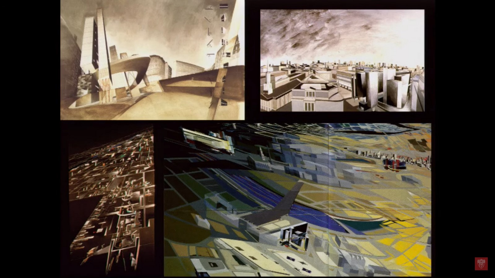 Interviews with Architects: Visions and Voices: An Evening with Zaha Hadid - Sheet4