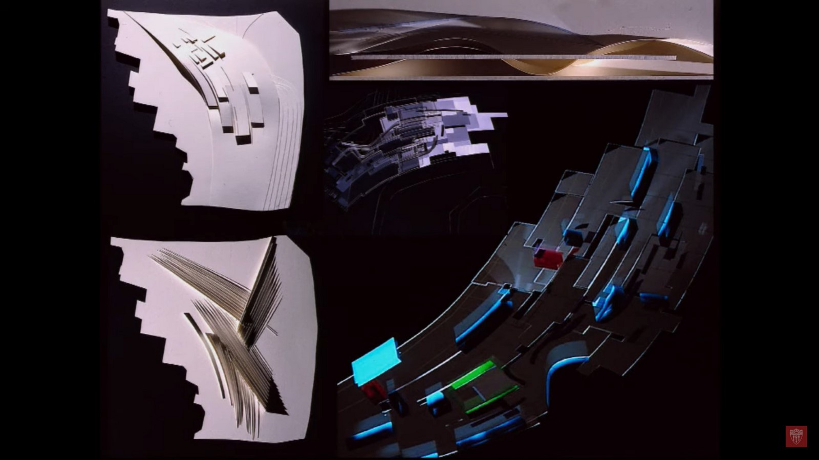 Interviews with Architects: Visions and Voices: An Evening with Zaha Hadid - Sheet6