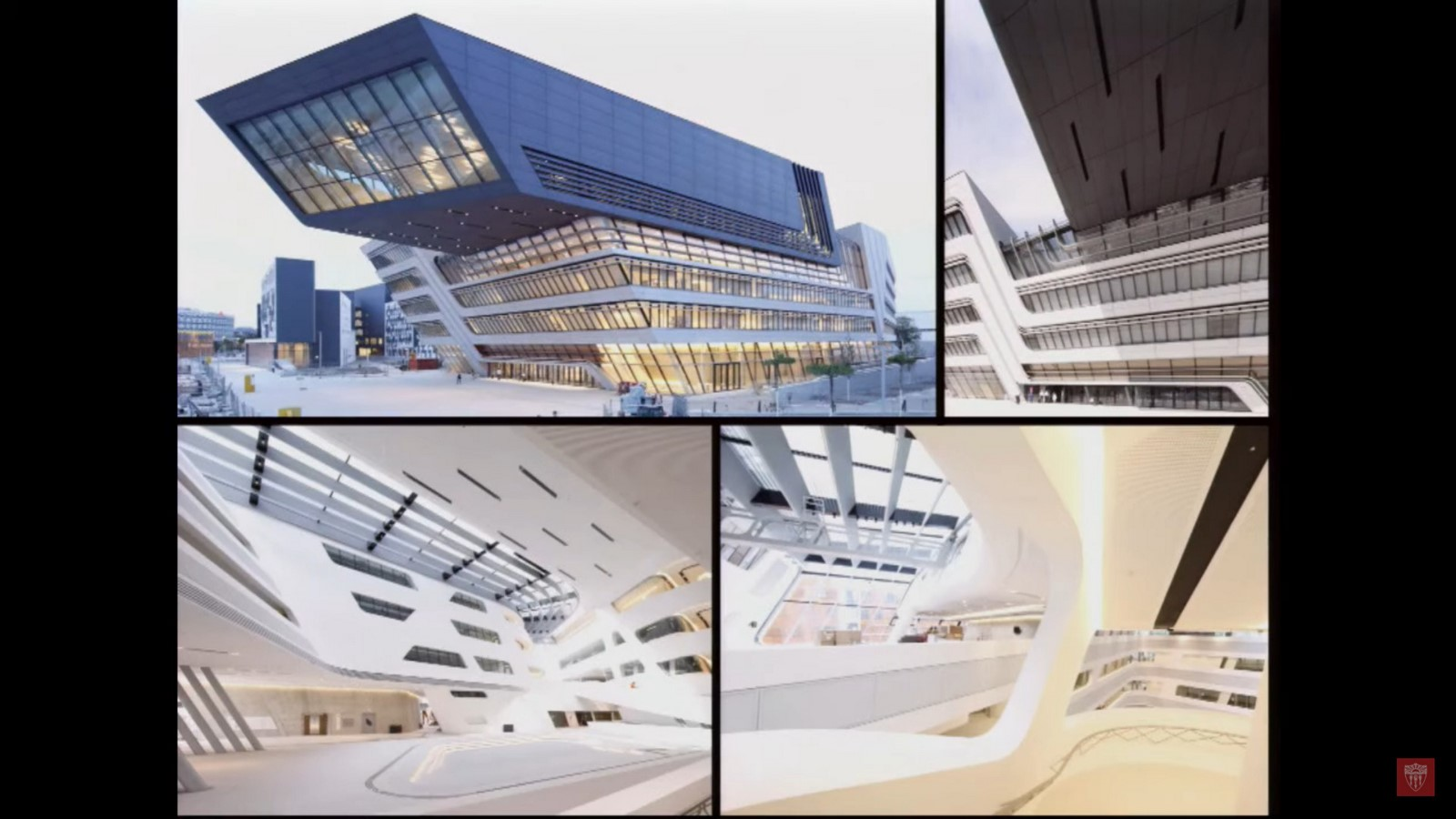 Interviews with Architects: Visions and Voices: An Evening with Zaha Hadid - Sheet7