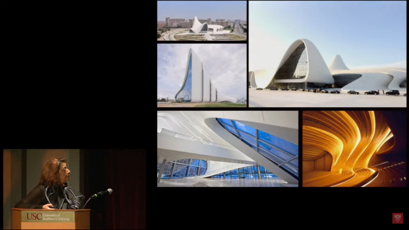 Interviews with Architects: Visions and Voices: An Evening with Zaha Hadid - Sheet8