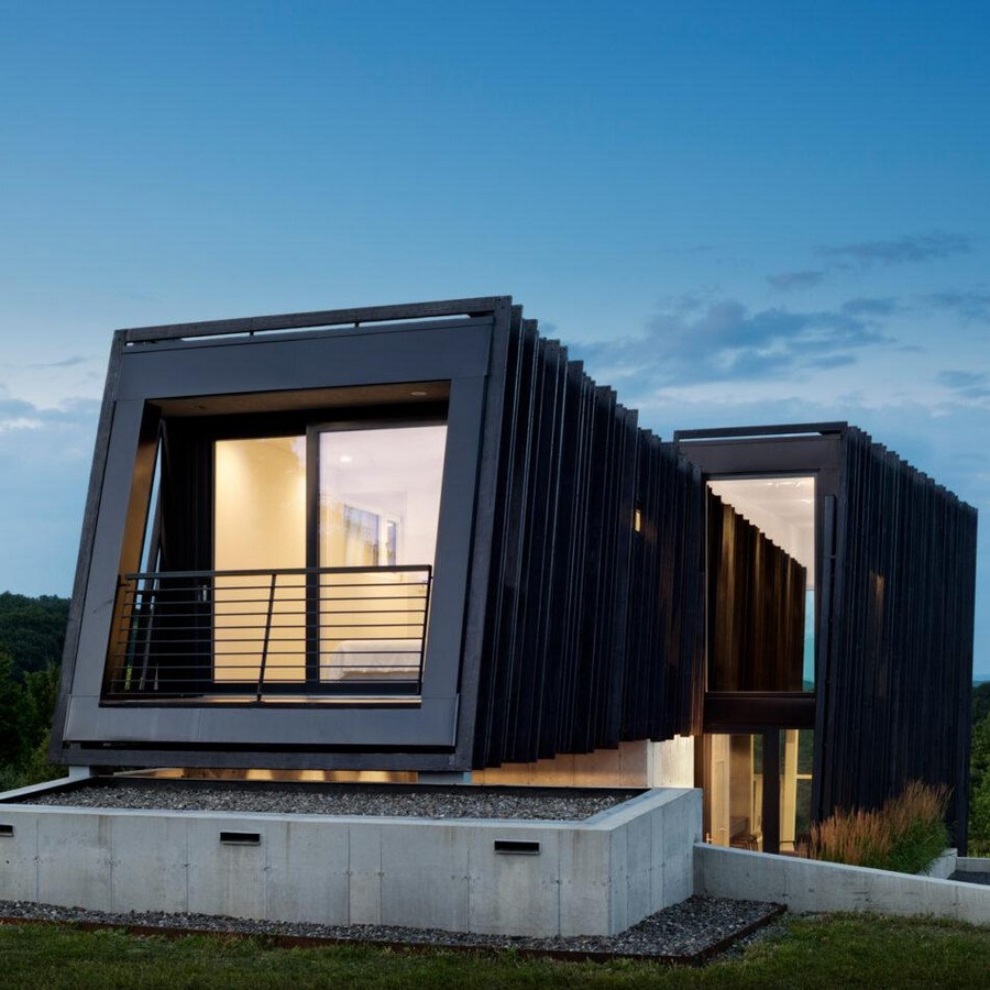 The Sleeve House, New York - Sheet1