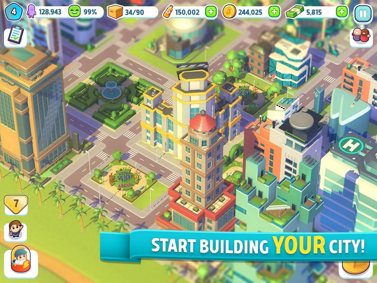 20 Architecture Games you can play on your mobile - Sheet1