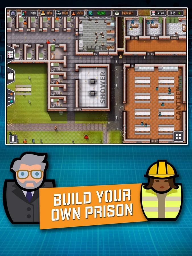20 Architecture Games you can play on your mobile - Sheet18