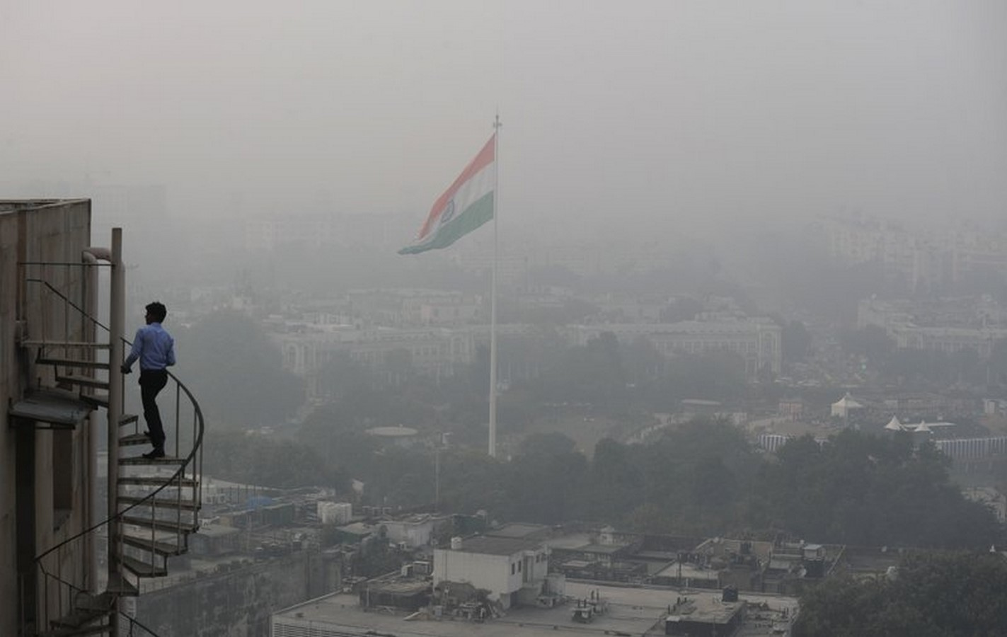 Architecture and the Environment – New Delhi's Pollution Crisis and an Architect's Role - Sheet2