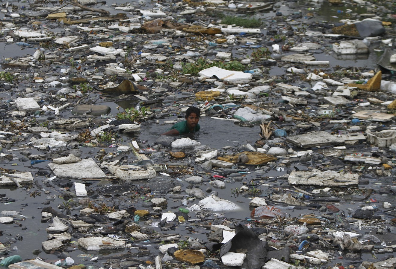 Architecture and the Environment – New Delhi's Pollution Crisis and an Architect's Role - Sheet3