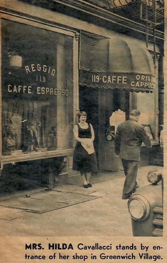 Caffè Reggio, New York City: The Oldest Bohemian Hangout - Sheet2