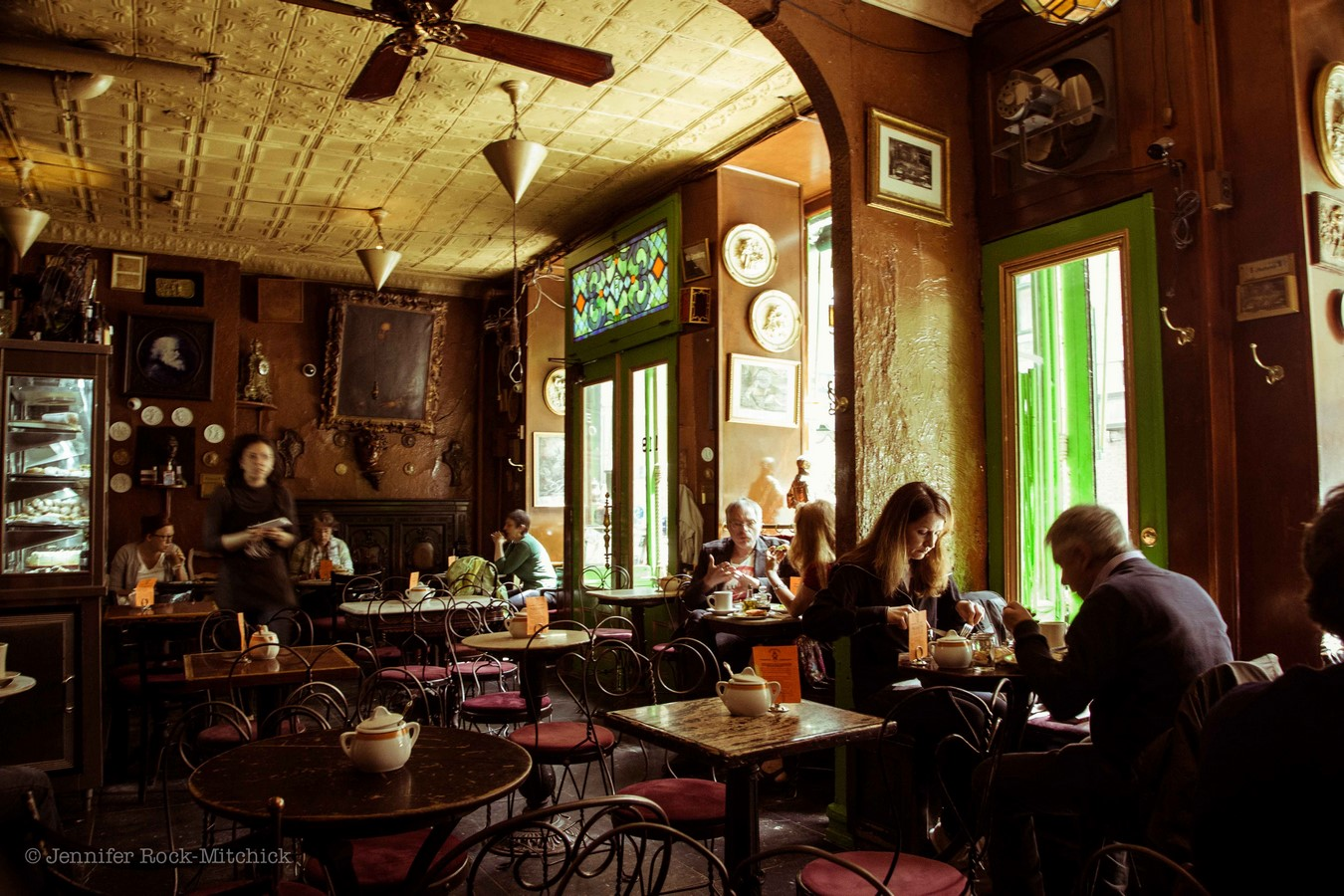 Caffè Reggio, New York City: The Oldest Bohemian Hangout - Sheet6
