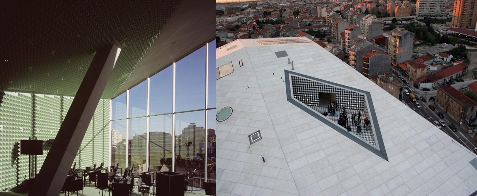 Casa Da Musica, Porto by Rem Koolhaas: The Asymmetrical Polyhedron - Sheet10