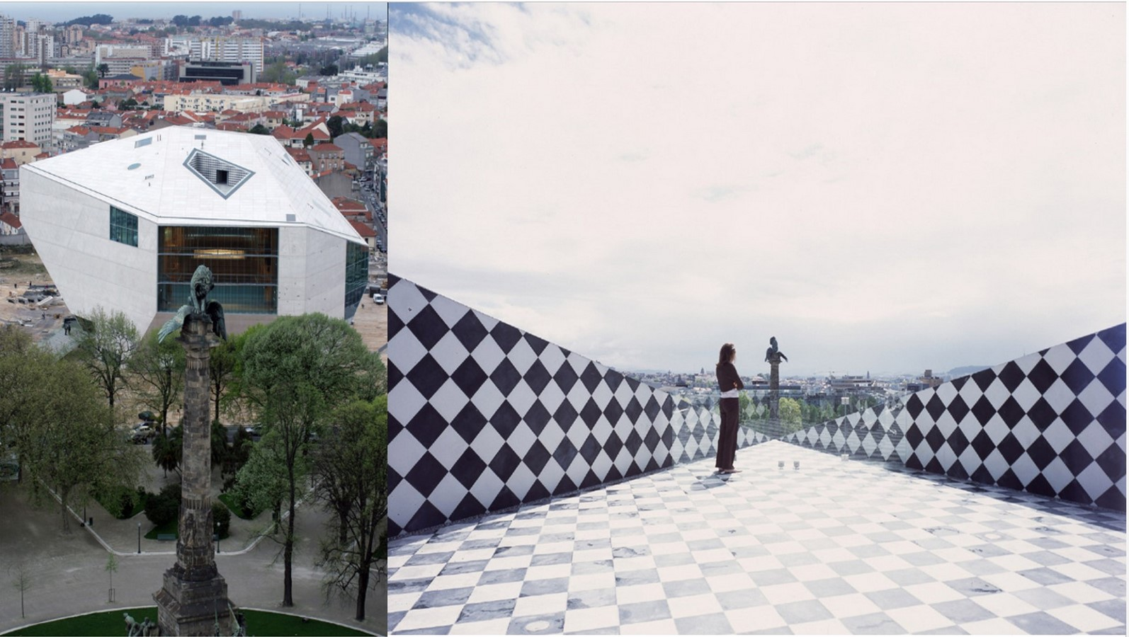 Casa Da Musica, Porto by Rem Koolhaas: The Asymmetrical Polyhedron - Sheet11