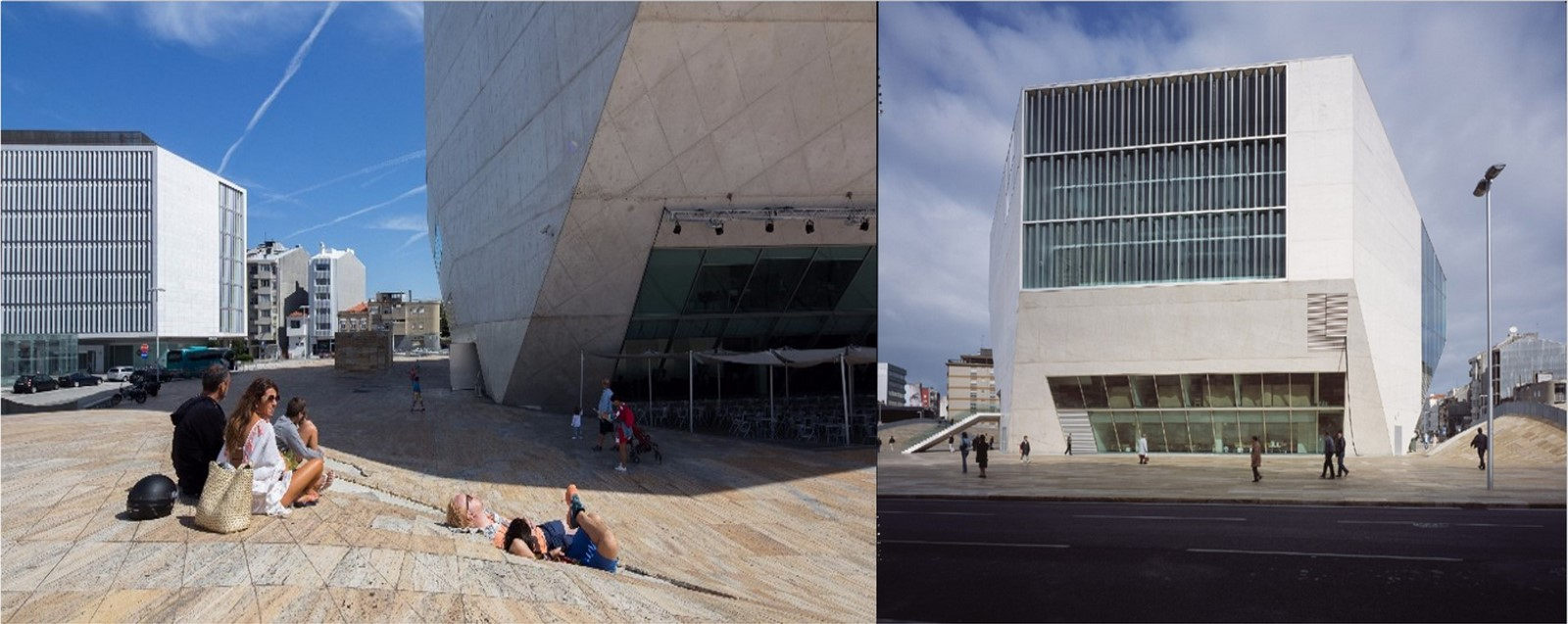 Casa Da Musica, Porto by Rem Koolhaas: The Asymmetrical Polyhedron - Sheet3