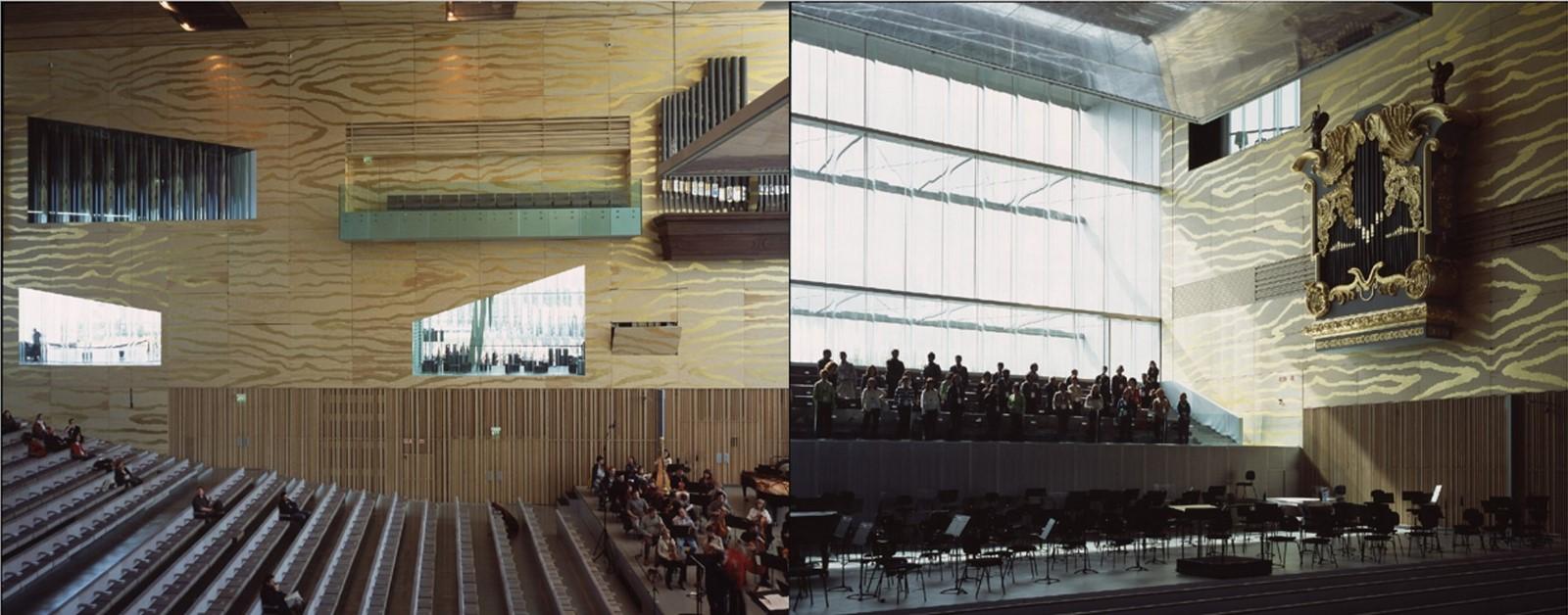 Casa Da Musica, Porto by Rem Koolhaas: The Asymmetrical Polyhedron - Sheet8